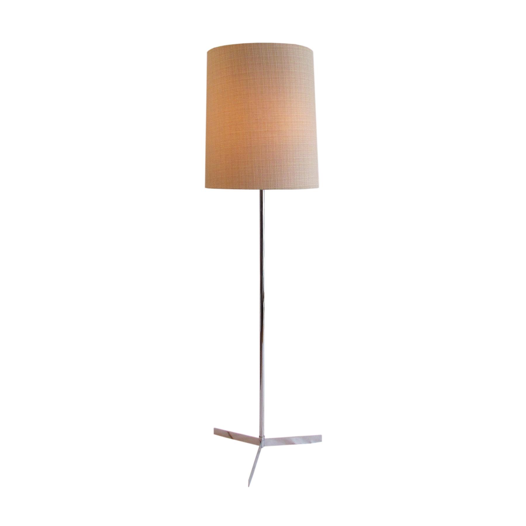 1950 minimalist cream floor lamp artichoke vintage furniture aloadofball Choice Image