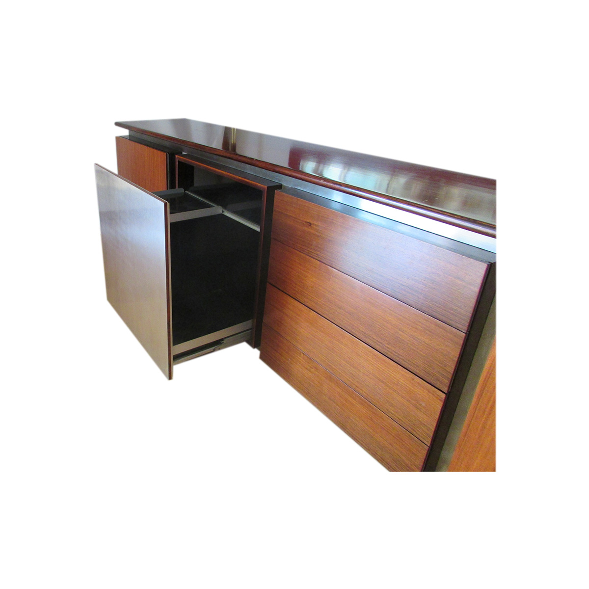 Stoppino gouju acerbis sideboard italy 1977 artichoke for Sideboard 70 cm
